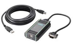 USB to RS422 EZSync505 EZSync USB Programming Cable for Mitsubishi Melsec FX Series PLCs FX-USB-AW Compatible